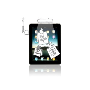 Traum-iPad zum iPad-Gewinnspiel, Mk. I