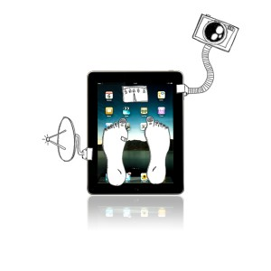 Traum-iPad zum iPad-Gewinnspiel, Mk. II