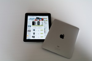 Apple iPad im 3Gstore.de - Browser