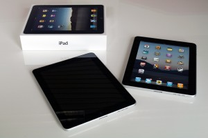 Apple iPad im 3Gstore.de - Homescreen
